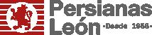 Persianas León Logo